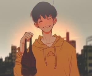 anime, karamatsu, and my art image