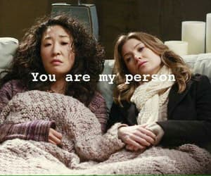 grey's anatomy, christina yang, and meredith image