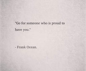 quote, proud, and love image
