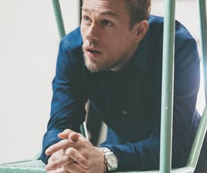 actor, Charlie Hunnam, and british actor image