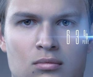 divergent and ansel elgort image