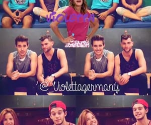 disney, jorge blanco, and serie image