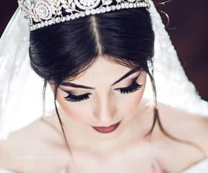 beautiful, wedding, and azerbaijan image