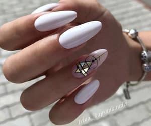 beautiful, fingernails, and design image