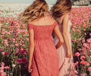 beauty, bff, and dress image