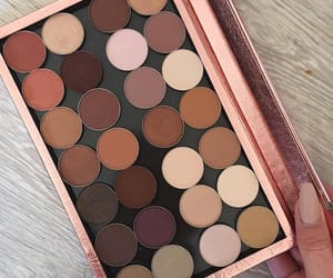 browns, eyeshadow, and ideas image