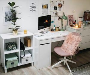 computer, decoration, and developer image