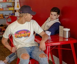 Nick Mara and zion kuwonu image