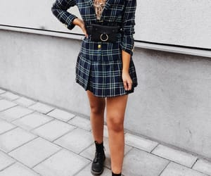 blogger, dr martens, and fashion image