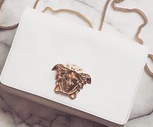 bag, Versace, and luxury image