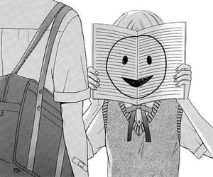 manga, anime, and smile image