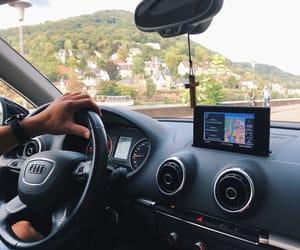 audi, boyfriend, and car image