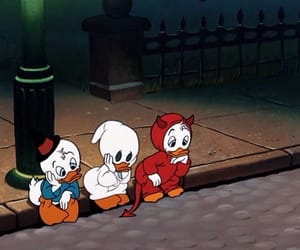Halloween, cartoon, and disney image