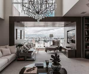 interior and penthouse image