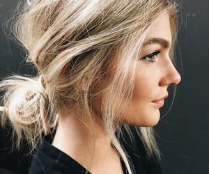 aesthetic, hairstyles, and style image