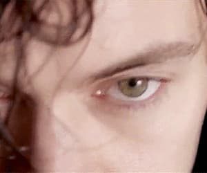 eyes, love, and gif image