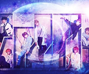 serendipity, bts, and space image