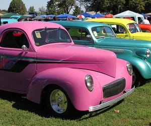 cars, colorful, and colors image
