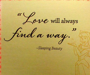 disney, sleeping beauty, and love image
