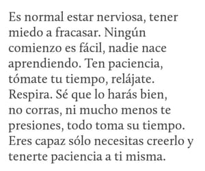 frase, normal, and paciencia image