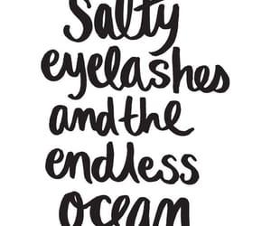 eyelashes, quotes, and summer image