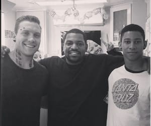 divergent, jai courtney, and keiynan lonsdale image