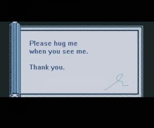 hug, mood, and quote image