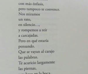 amor, te quiero, and poema image