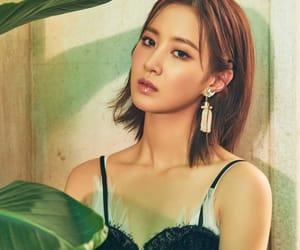 girls generation, yuri snsd, and k-pop image