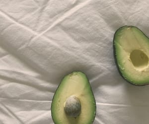aesthetic, avocado, and green image