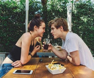 love, cute, and couple goals image