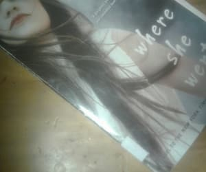 read, if i stay, and mia hall image
