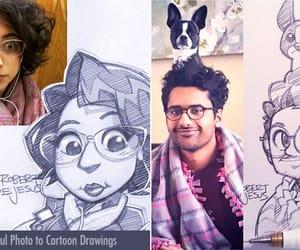 art, pencil art, and drawings image