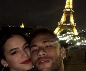 Bruna and neymar image