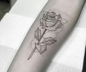 rosa and tattoo image