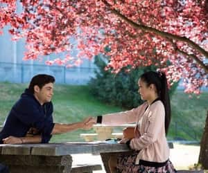 article, romance, and peter kavinsky image