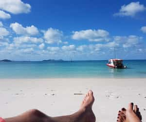 whitsunday islands, queensland destinations, and whitsundays deals image