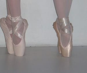 ballet, aesthetic, and pink image