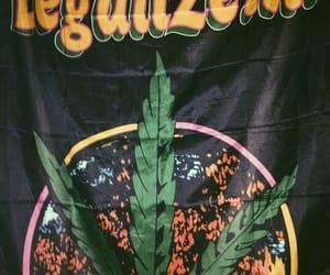 banner, colorful, and smoke image