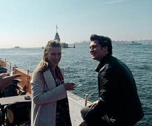 medcezir, mira, and smile image