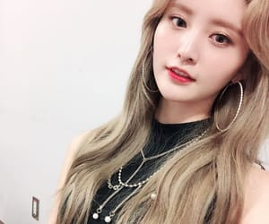 exid, jeonghwa, and kpop image