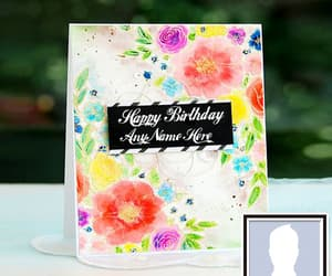 beautiful, cards, and happy birthday card image