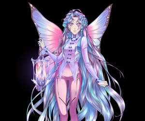 fairy, eldarya, and outfit image