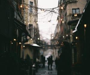 light, autumn, and city image