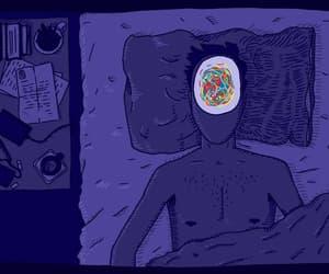 art, gif, and Imagining image