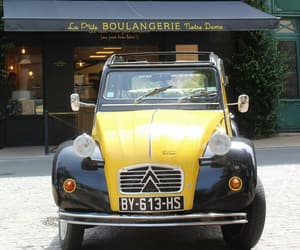 boulangerie, bordeaux, and oldtimer image