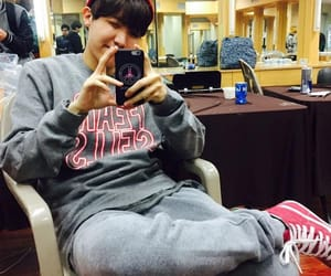selca, rp, and bts image