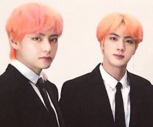 kpop, visuals, and suits image