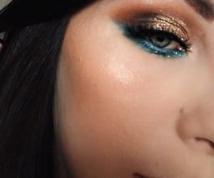 beauty, makeup, and beautyblogger image