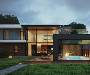 modern house design image